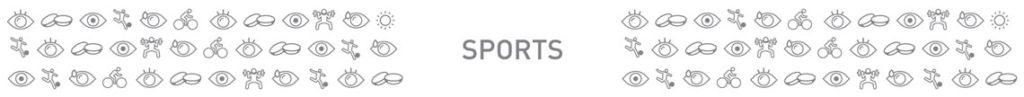 Lentillas para deporte