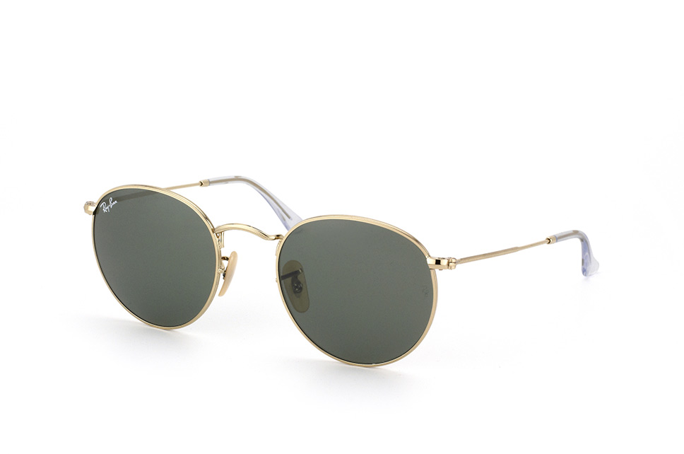 Ray-Ban Round Metal RB 3447 001 50